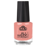 All Week Long - a true love connection nail polish, extended wear polish, top coats, nails, nail art