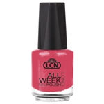 All Week Long - for the thrill of it nail polish, extended wear polish, top coats, nails, nail art