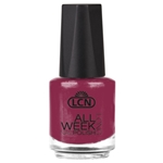 All Week Long - he loves me, he loves me not nail polish, extended wear polish, top coats, nails, nail art