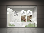 LCN SPA Window Sticker