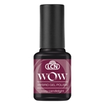 WOW Hybrid Gel Polish - Cozy Candlelight hybrid gel polish, gel polish, shellac, nail polish, fast drying nail polish