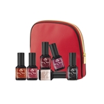 WOW Hybrid Gel Polish Set - Mon Chalet hybrid gel polish, gel polish, shellac, nail polish, fast drying nail polish
