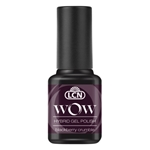 WOW Hybrid Gel Polish - blackberry crumble hybrid gel polish, gel polish, shellac, nail polish, fast drying nail polish