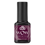 WOW Hybrid Gel Polish - purple devotion hybrid gel polish, gel polish, shellac, nail polish, fast drying nail polish