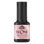 WOW Hybrid Gel Polish - soft cream hybrid gel polish, gel polish, shellac, nail polish, fast drying nail polish