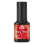 WOW Hybrid Gel Polish - sweet coral hybrid gel polish, gel polish, shellac, nail polish, fast drying nail polish