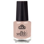 All Week Long - as good as it gets nail polish, extended wear polish, top coats, nails, nail art