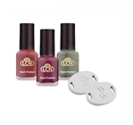 Magnetic Nail Polish Fall Colours Set