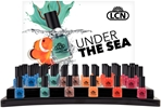 Display Nail Polish Under the Sea