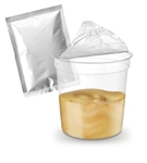 "Instant Peel-Off Mask ""Golden Girl"" 4 pk golden girl, mask, treatment, antiage, anti age, spa, salon, youth"